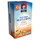 Quaker Oat So Simple multi-grain original porridge 10S - 270g Brand Price Match - Checked Tesco.com 20/10/2014