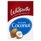 Whitworths desiccated coconut - 150g Brand Price Match - Checked Tesco.com 09/12/2013