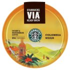 Starbucks Via ready brew Colombia medium - 52.8g