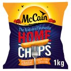 McCain home chips straight cut - 1kg Brand Price Match - Checked Tesco.com 09/12/2013
