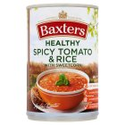 Baxters healthy spicy tomato & rice