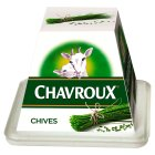 Chavroux Fresh Goat's Cheese with Chives - 150g