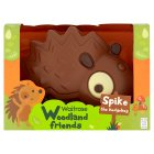 Waitrose woodland friends spike the hedgehog