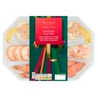 Waitrose Christmas Seafood Platter - 500g Special Purchase