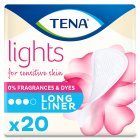 Lights by Tena long liners - 20s Brand Price Match - Checked Tesco.com 25/07/2016