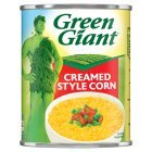 Green Giant creamed style corn - 418g Brand Price Match - Checked Tesco.com 23/04/2015