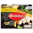 Birds Eye fish fusions 2 lemon & pepper fillets - 300g