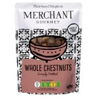 Merchant Gourmet Whole Chestnuts - 180g