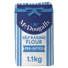 McDougalls Self Raising Flour - 1.25kg Brand Price Match - Checked Tesco.com 25/11/2015