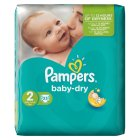 Pampers baby-dry 2 mini 3-6kg - 37s Brand Price Match - Checked Tesco.com 05/03/2014