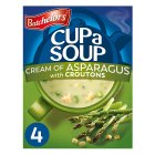Batchelors 4 cup a soup cream of asaparagus - 117g Brand Price Match - Checked Tesco.com 26/03/2015