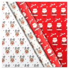 Waitrose Santa Gift Wrap - each