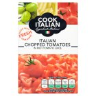 Cook Italian chopped tomatoes - 390g