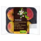 Waitrose Limited Selection apples - 4s