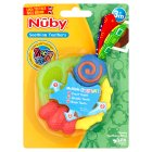 Nuby 3month wacky teething ring -