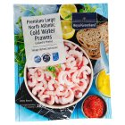 Royal Greenland Large North Atlantic Cold Water Prawns - 200g