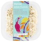 Waitrose Asian fusion coconut rice - 300g