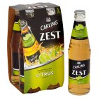 Carling Zest England - 4x300ml Brand Price Match - Checked Tesco.com 15/09/2014