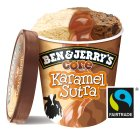 Ben & Jerry's Core karamel sutra ice cream - 500ml Brand Price Match - Checked Tesco.com 17/12/2014