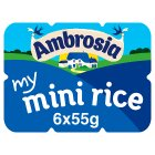 Ambrosia my mini rice - 6x55g
