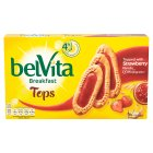 Belvita Breakfast tops strawberry - 250g Brand Price Match - Checked Tesco.com 26/03/2015