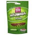 Quality Street Mini Matchmakers mint sharing bag - 108g Brand Price Match - Checked Tesco.com 27/10/2014