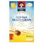 Quaker Oats So Simple multi grain honey porridge, 10 sachets - 321g Brand Price Match - Checked Tesco.com 05/03/2014
