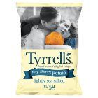 Tyrrells My Sweet Potato Lightly Sea Salted - 125g