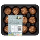 Waitrose lamb koftas with ginger, chilli, coriander & cumin - 360g