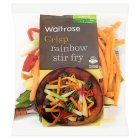 Waitrose Rainbow Stir Fry - 210g