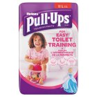 Huggies Pull-Ups Pants - 16-23kg L Girls