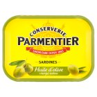 Hyacinthe Parmentier sardines in extra virgin olive oil - drained 95g