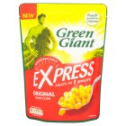 Green Giant express original sweet corn - drained 160g