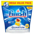 Finish Quantum Max Super Charged Lemon - 64s