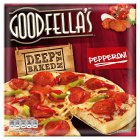 Goodfella's deep pan pepperoni - 419g Brand Price Match - Checked Tesco.com 26/08/2015