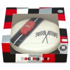Waitrose Racing Car cake - 980g