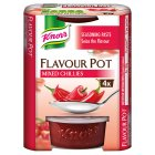 Knorr mixed chilli 4 pack flavour pot - 4x23g