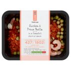 LOVE life you count chicken & prawn paella - 400g