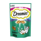 Dreamies heavenly tuna cat treats - 60g Brand Price Match - Checked Tesco.com 30/07/2014