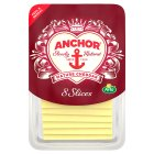 Anchor mature Cheddar 8 slices - 160g Brand Price Match - Checked Tesco.com 17/12/2014