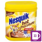 Nesquik hot chocolate - 500g Brand Price Match - Checked Tesco.com 16/12/2013