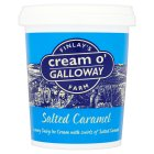 Cream o' Galloway Salted Caramel Ice Cream - 500ml