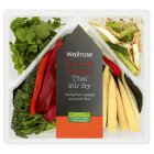 Waitrose Thai stir fry - 220g