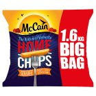 McCain home chips straight cut - 1.5kg Brand Price Match - Checked Tesco.com 20/05/2015