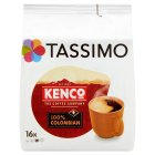 Tassimo Kenco 100% Colombian 16 large cups - 136g Brand Price Match - Checked Tesco.com 15/10/2014