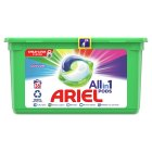 Ariel 3in1 PODS Colour Washing Capsules 38 washes - 38s