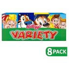 Kellogg's variety pack - 8s Brand Price Match - Checked Tesco.com 20/08/2014