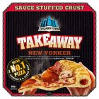 Chicago Town takeaway pizza new yorker