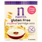 Nairns instant porridge oats