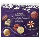 Waitrose chocolate biscuit selection - 500g